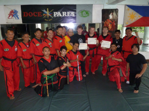 Doce_Pares_Pruefung